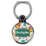 Math Lesson Cell Phone Ring Stand & Holder (Personalized)