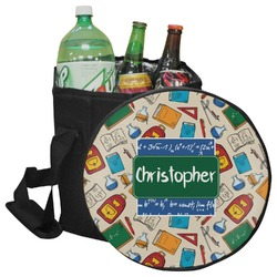 Math Lesson Collapsible Cooler & Seat (Personalized)