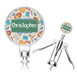 Math Lesson Corkscrew (Personalized)