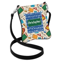 Math Lesson Cross Body Bag - 2 Sizes (Personalized)