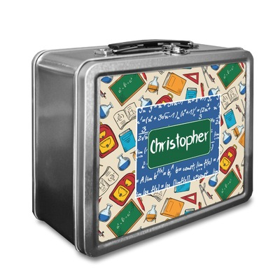 Math Lesson Lunch Box (Personalized)