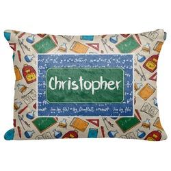 Math Lesson Decorative Baby Pillowcase - 16