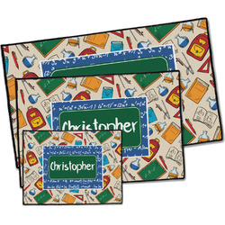 Math Lesson Door Mat (Personalized)