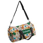 Math Lesson Duffel Bag (Personalized)