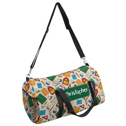 Math Lesson Duffel Bag (Personalized)