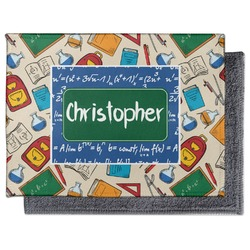 Math Lesson Microfiber Screen Cleaner (Personalized)