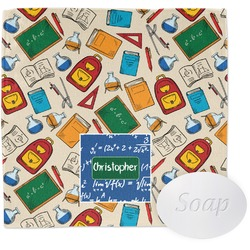 Math Lesson Wash Cloth (Personalized)