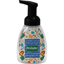 Math Lesson Foam Soap Dispenser (Personalized)