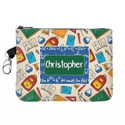 Math Lesson Zip ID Case (Personalized)