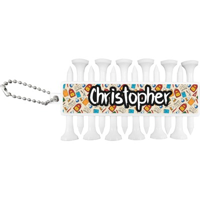 Math Lesson Golf Tees & Ball Markers Set (Personalized)