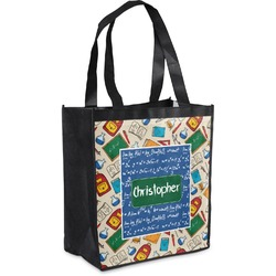 Math Lesson Grocery Bag (Personalized)