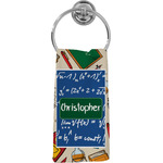 Math Lesson Hand Towel - Full Print (Personalized)