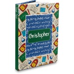 Math Lesson Hardbound Journal (Personalized)