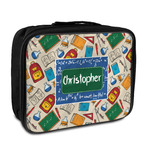 Math Lesson Insulated Lunch Bag (Personalized)