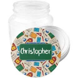 Math Lesson Jar Opener (Personalized)