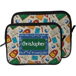 Math Lesson Laptop Sleeve / Case (Personalized)