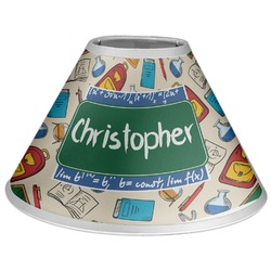 Math Lesson Coolie Lamp Shade (Personalized)