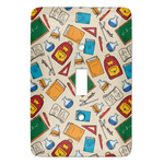 Math Lesson Light Switch Covers (Personalized)