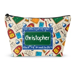 Math Lesson Makeup Bags (Personalized)