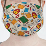 Math Lesson Face Mask Cover (Personalized)