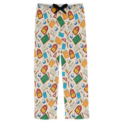 Math Lesson Mens Pajama Pants (Personalized)