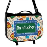 Math Lesson Messenger Bag (Personalized)