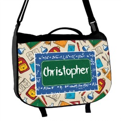 Math Lesson Messenger Bag (Personalized)