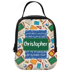 Math Lesson Neoprene Lunch Tote (Personalized)