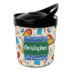 Math Lesson Plastic Ice Bucket (Personalized)