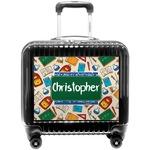 Math Lesson Pilot / Flight Suitcase (Personalized)