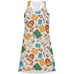 Math Lesson Racerback Dress (Personalized)