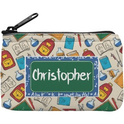 Math Lesson Rectangular Coin Purse (Personalized)