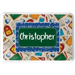 Math Lesson Serving Tray (Personalized)