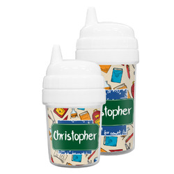 Math Lesson Sippy Cup (Personalized)