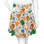 Math Lesson Skater Skirt (Personalized)