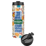 Math Lesson Stainless Steel Skinny Tumbler (Personalized)