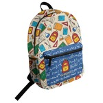 Math Lesson Student Backpack (Personalized)