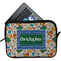 Math Lesson Tablet Case / Sleeve (Personalized)