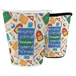 Math Lesson Waste Basket (Personalized)