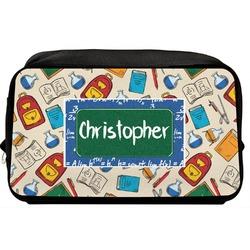 Math Lesson Toiletry Bag / Dopp Kit (Personalized)