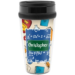 Math Lesson Travel Mugs (Personalized)