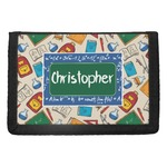 Math Lesson Trifold Wallet (Personalized)