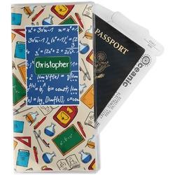 Math Lesson Travel Document Holder