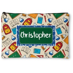 Math Lesson Zipper Pouch (Personalized)