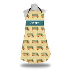 School Bus Apron (Personalized)