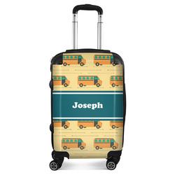 School Bus Suitcase (Personalized)