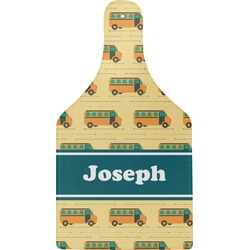 School Bus Cheese Board (Personalized)