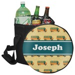 School Bus Collapsible Cooler & Seat (Personalized)