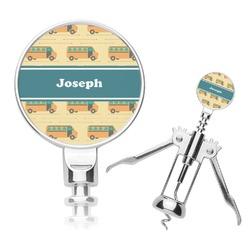 School Bus Corkscrew (Personalized)