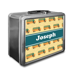 School Bus Lunch Box (Personalized)